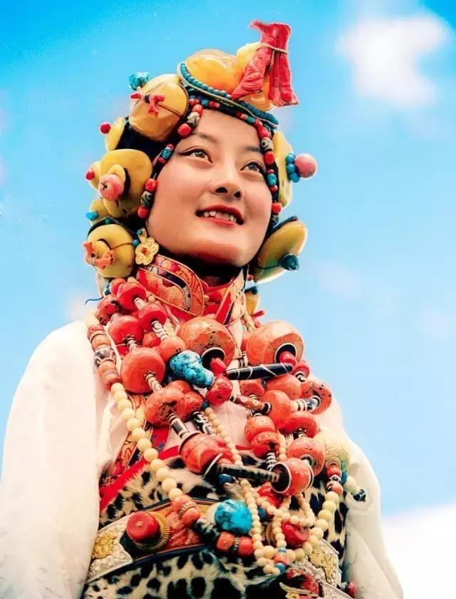 藏族文化明珠——藏装