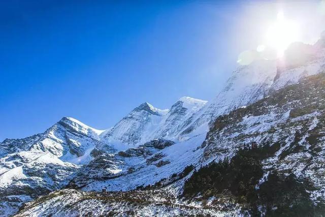 有一种冬日旅行叫稻城亚丁!