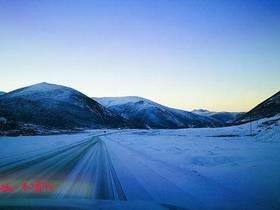 稻城——最美冬雪(多图,摄影/文:风儿)