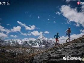 奔跑在4600米的亚丁天空