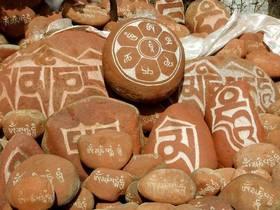 它是藏区千年不变的信仰,也是藏区最好的导航